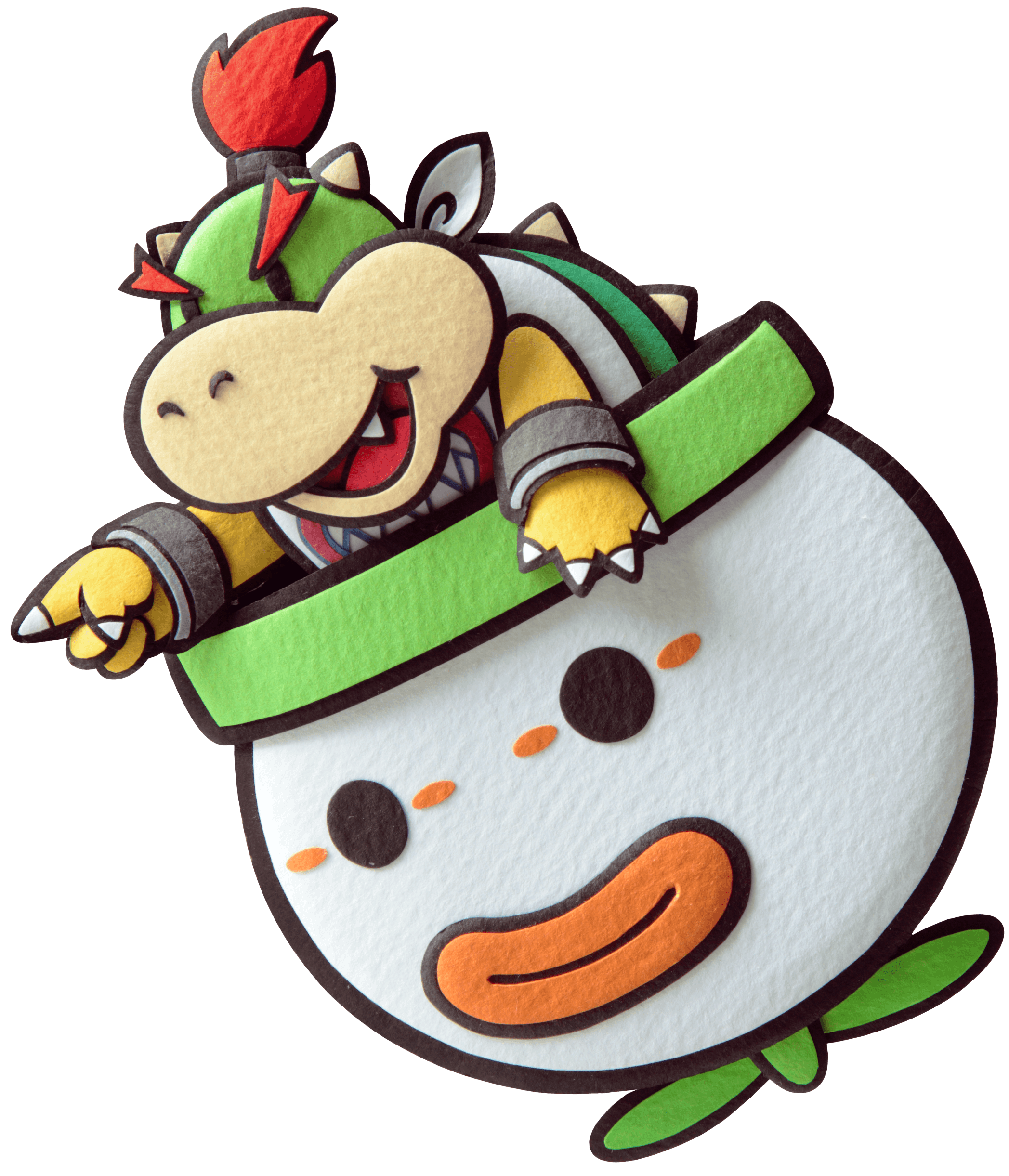 Paper Mario: Sticker Star (3DS) Artwork including ...