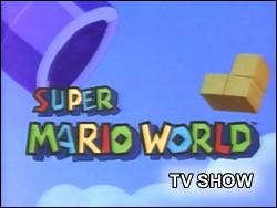 Super Mario World TV Show image
