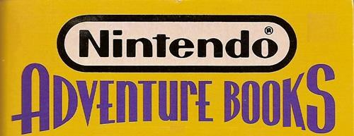 Nintendo Adventure Books logo