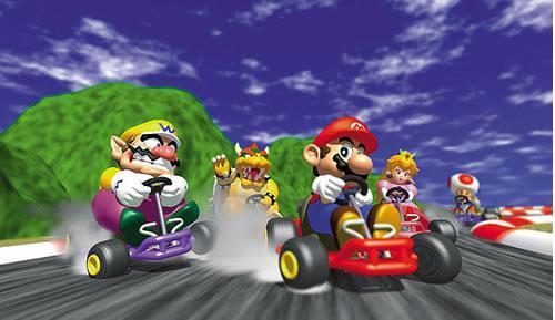Mario Kart 64 Review By Geckogreen