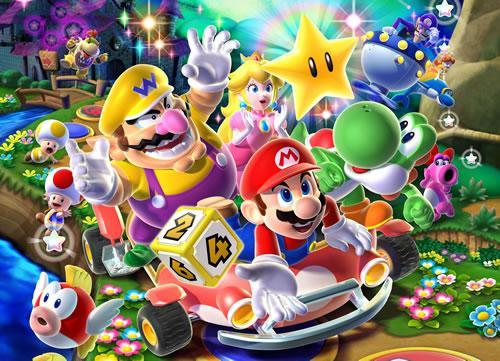 Mario Party 9 Review By Superphillip