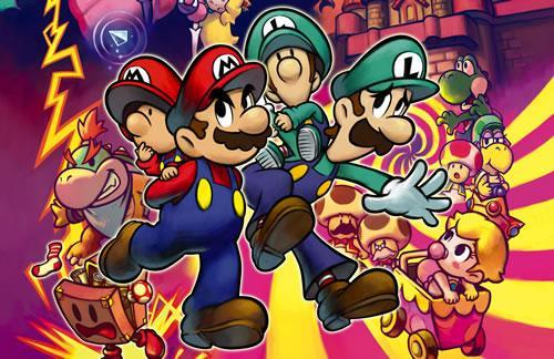 Mario Luigi Partners In Time Review By Stephenyap