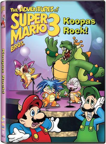 Image result for Super Mario Brothers 3 Show