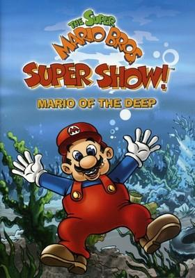 Super Mario Bros Super Show Episode List Cast Trivia Bloopers
