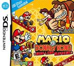 Mario vs. Donkey Kong: Mini Land Mayhem box cover