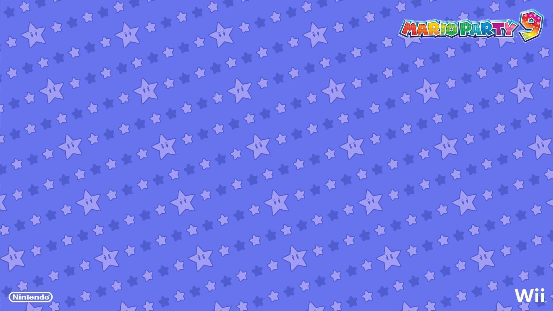 Desktop Wallpaper From Super Mario Games On The Wii